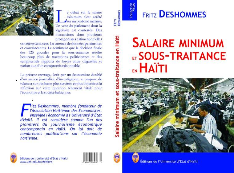 Potomitan Salaire Minimum Et Sous Traitance En Haiti