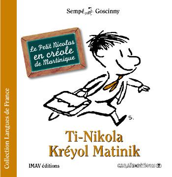 Livres pour les enfants - Page 2 Ti-nikolama