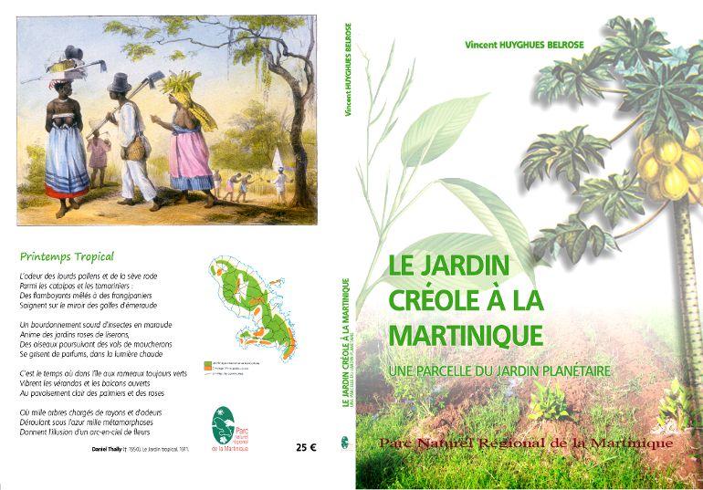 Potomitan - Le jardin créole à la Martinique