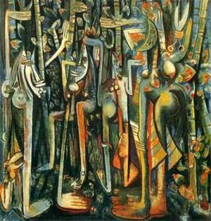 Wifredo Lam, La Jungle, 1943