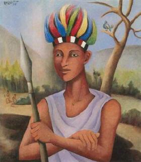 Ayiti - A panorama of Haitian Indian Civilization