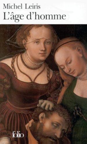 """Résultat de recherche d'images pour """"michel leiris l'age d'homme"""""""