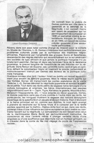 Potomitan Léon Gontran Damas